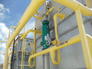 industrial water treatment services