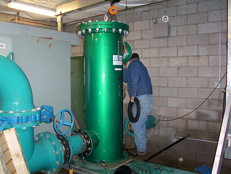 water conditioning system for agriculture and irrigation application
